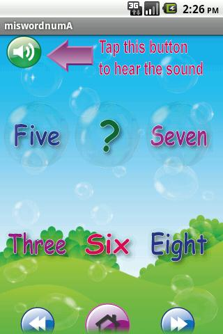 Numbers for Kids- screenshot