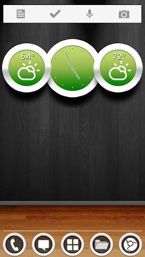 Green Circles UCCW Slin