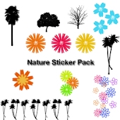 Nature Sticker Pack