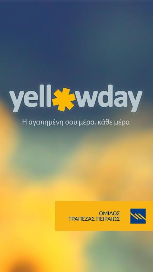 yellowday - screenshot