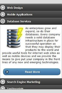 Solis Web Design and Hosting - screenshot thumbnail