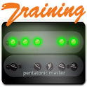 Pentatonic Guitar Training logo