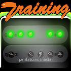 Pentatonic Guitar Training icon