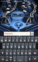 Screenshot of Pinball 3D FREE