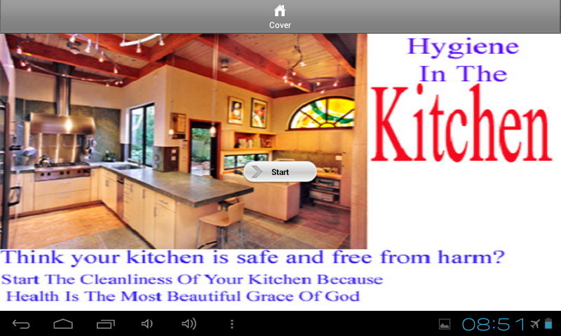 Hygiene In The Kitchen Android Apps On Google Play