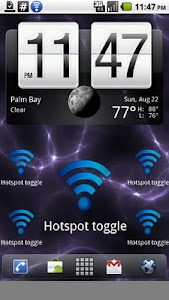 HotSpot Toggle screenshot 1