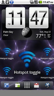 HotSpot Toggle- screenshot thumbnail