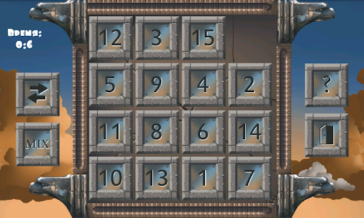 15-puzzle - screenshot thumbnail