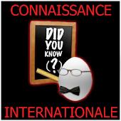 Connaissance Internationale
