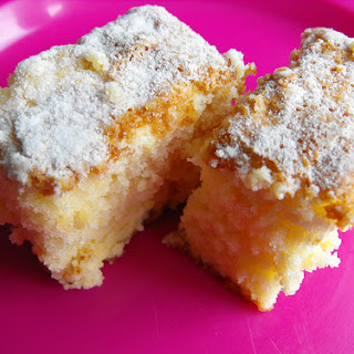 Fluffy Orange Cake