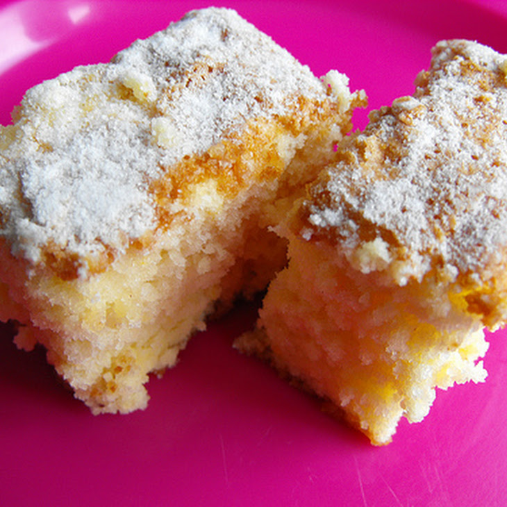 Fluffy Orange Cake Recipe