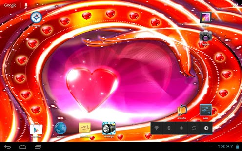 Heart Dance Valentine's Day HD - screenshot thumbnail