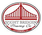 Logo of Eight Bridges O'Beardsley Stout