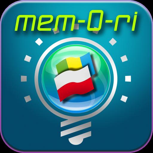 Mem-O-ri Flag Quiz LOGO-APP點子