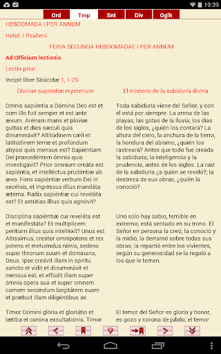 Screenshot for Missale Romanum in Hong Kong Play Store