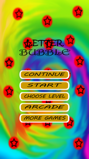 Letter Bubble Saga