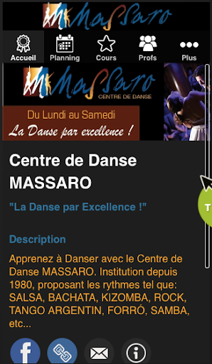 Centre de Danse MASSARO