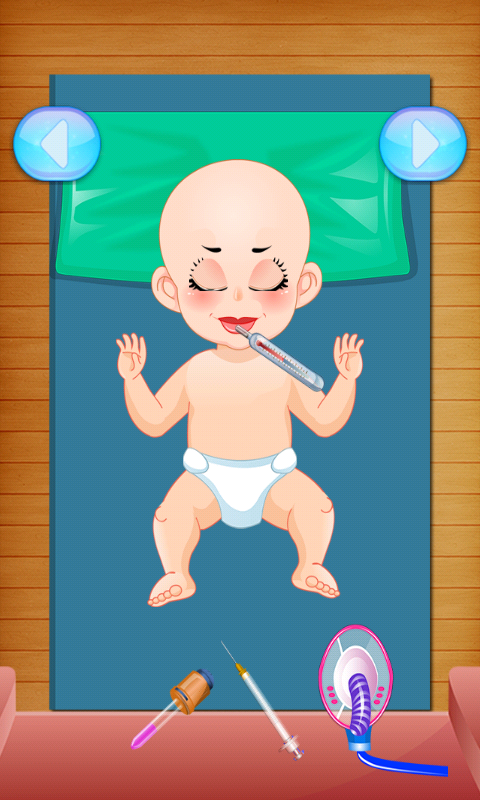 Baby Doctor Care- screenshot