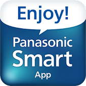 Enjoy! Panasonic Smart App
