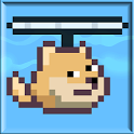 Fly Doge icon