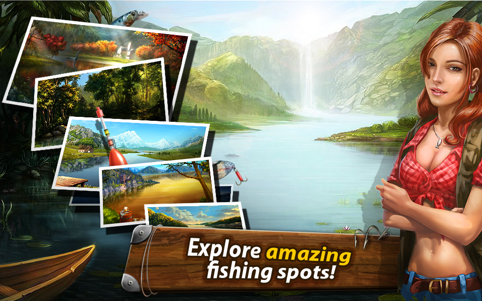 Gone Fishing: Trophy Catch - screenshot