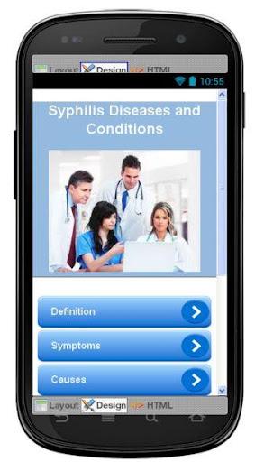 Syphilis Disease Symptoms