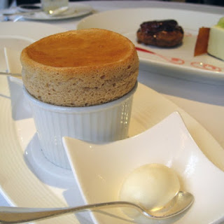 Escoffier's Hazelnut Soufflé