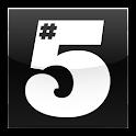 #5 Magazine icon