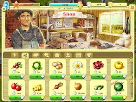 Screenshot of Farm Up