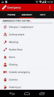 First Aid - American Red Cross - screenshot thumbnail