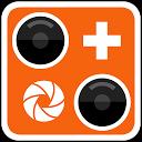 Split Cam Plus mobile app icon