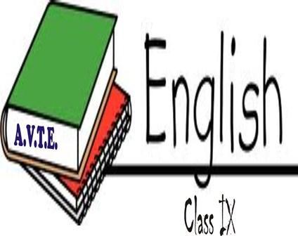 CBSE CLASS IX ENG SPAPERS SA-2