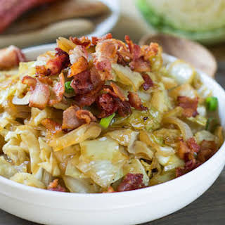 Sweet And Sour Cabbage With Bacon Recipes.
