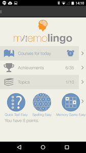 MnemoLingo - The Word Trainer v1.6.1
