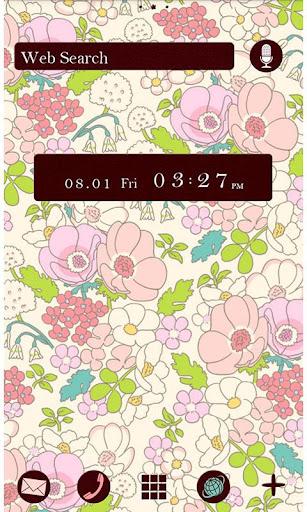 Cute Theme-Poppy Field- 1.0 Windows u7528 1