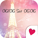 Cute wallpaper★Fantastic Paris icon