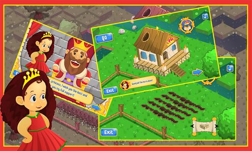 公主農場遊戲