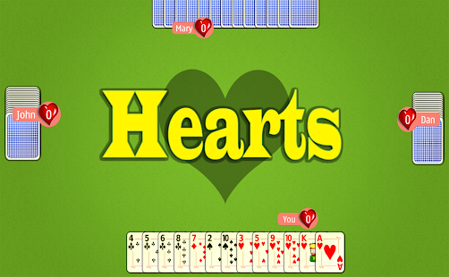 Hearts Mobile- screenshot thumbnail