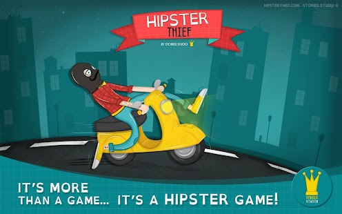 Hipster Thief- screenshot thumbnail