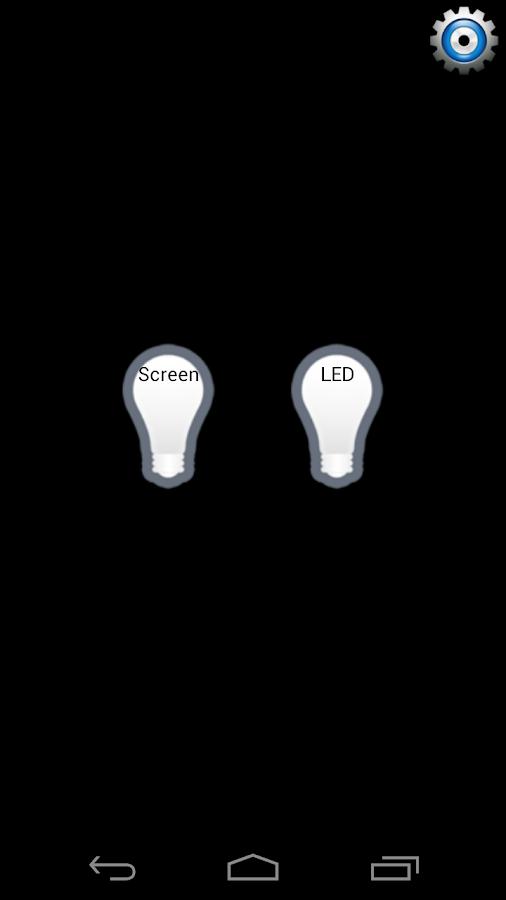 my Flashlight(Torch) - screenshot