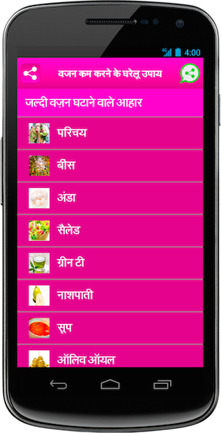 Weight Loss Tips in Hindi - Android Apps on Google Play