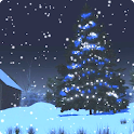 Christmas Tree Animation Live icon