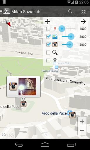 【免費旅遊App】Milan SozialLIb-APP點子