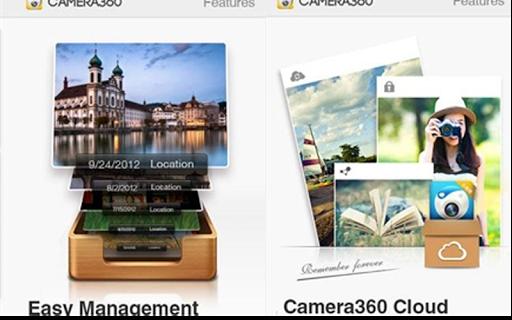 360 Camera Pro.