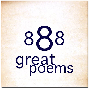 888 Great Poems - free Icon