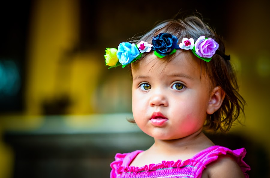 Look here, Leah. by Morrie Lorena - Babies & Children Toddlers ( kiddie shoot, susana heights,  )