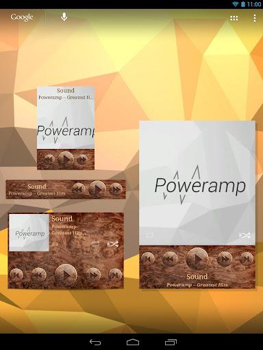 Widgets Kit for Poweramp  screenshots 9