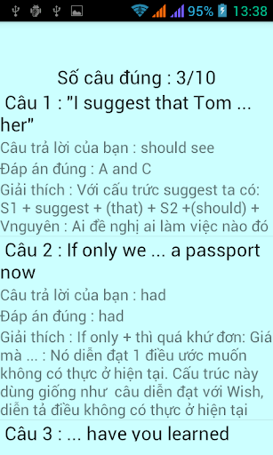 Trac nghiem ngu phap Tieng Anh