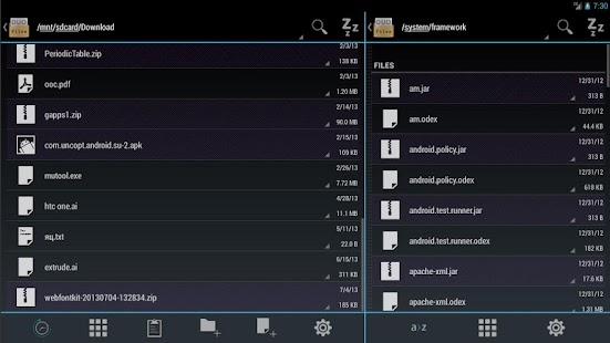 Duo: Holo File Manager Pro - screenshot thumbnail