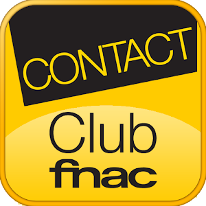 Contact Club Fnac Icon